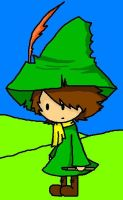 SNUFKIN by fishbones-forever