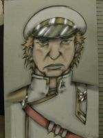 Sargent Byrdy-Winkle -color- by ownerfate