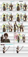 MMD Comic - Picasso Frost part 2 by JackFrostOverland