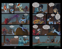 Selene BFOIY2 - Round 4 - Pages 17 and 18 by LukkiStarr