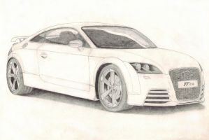 2012 Audi TT RS by TheFreeman186