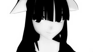 [MMD] My Soulmate [Black ver.] by CryogenicNeon