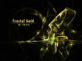 Fractal Gold by jyme