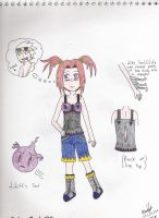 Lilith from Soul Eater by Midnight-Calling