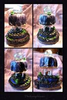 Frog Cake 1 by thedustyphoenix