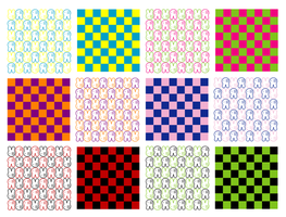 bunny-octopus patterns by KingdomT