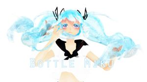 ~Bottle Miku~ by ElviraMoa