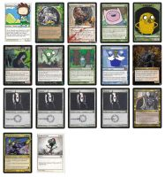 Magic the Gathering Alterations: Various by Ondal-the-Fool