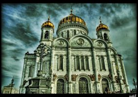 For Christ the Savior HDR by ISIK5