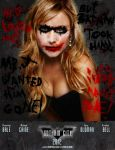 Harley Quinn Poster 4 by Blackcell8