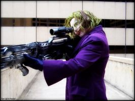 Joker: Ready, Aim... by Maru-Light