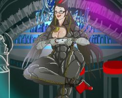 BAYONETTA LOVES THE WII U by futarikimaru