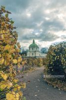 Path to the Palace by DDKonstantinov