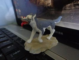 Ginga Jerome Figure FOR SALE GONE by KasaraWolf