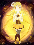 Tomoe Mami- Trapped in Sunlight by techfreak107