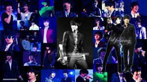 Yesung Wallpaper by Aira25