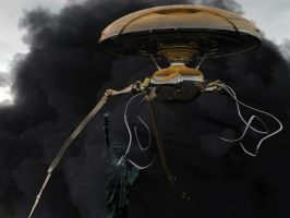 War of the Worlds by x-seraphin