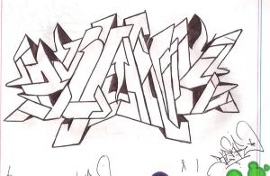 wildy wildstyle by MFBlank