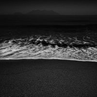 black sand by arayo