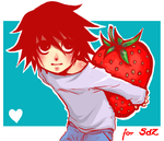 DN .:Strawberry:. by Vixen-of-Vines