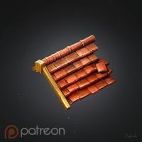 Isometric Roof by Sephiroth-Art
