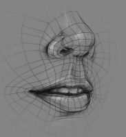Model of My Mouth by Lexi008