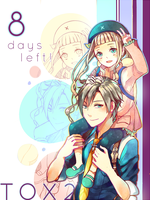 8 Days Left! by soemei