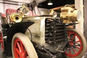 National Automobile Museum - Radiator by NDC880117