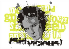 tribute to SID VICIOUS by matananar