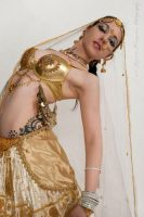 STOCK - Indian Tribal Fusion Dancer - Apsara 2 by Apsara-Stock