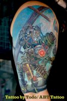 Bio Shock Tattoo by TodoArtist