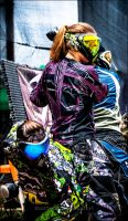 Femme Fatale Paintball Challenge 2013 by ShutterSpd