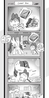 Friendship is Innuendo 08-07: Comfort Zone by Loreto-Arts