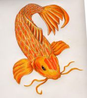 koi fish 1 by soletthemstare