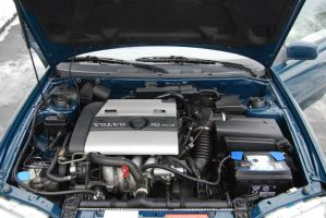 Volvo S40, engine by Simmeson