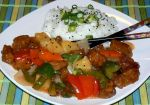 Sweet and sour Pork by FooD-luvR