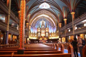 Notre Dame Montreal by indigodeep