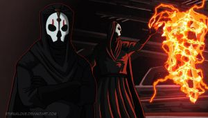 Darth Nihilus - KOTOR II by EtyrnalOne