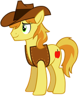 Braeburn Vector by the-bitterman