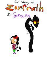 Zorfrath and Grace by RedChao