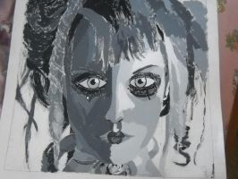 EMilie Autumn in Gray by and-so-she-falls