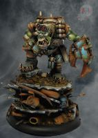 Ork Kommandos2 by Eternal2Sleep