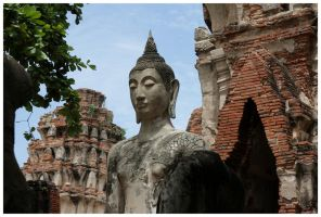 Ayutthaya by DysfunctionalKid