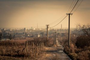 Telegraph Road by gilderic