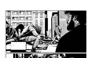 Malachi Sharlow's '1:15' page tease by JNathanIllustration