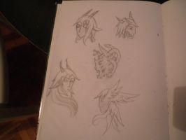 Head practise by dupinema