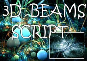 3D Beams Script by Shortgreenpigg