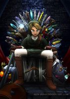 Link Games of thrones by Alex-DENIS