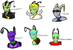 MS Paint FC's by SupremacyRain