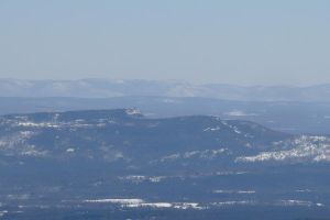 Mohonk from Little High Point by ixbalam